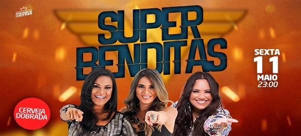 Super Benditas traz o samba para o final de semana da San.