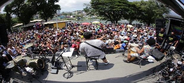 MUDEIdeNOME fez a abertura do Festival da Primavera.