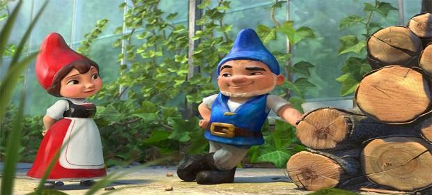 'Gnomeu e Julieta: O Mistério do Jardim'