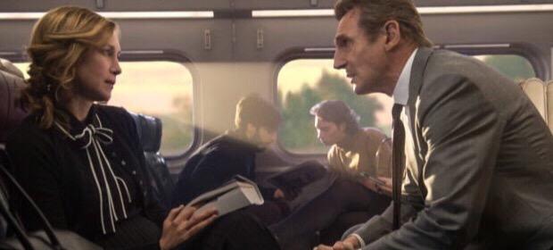 O Passageiro: Liam Neeson sendo... Liam Neeson!