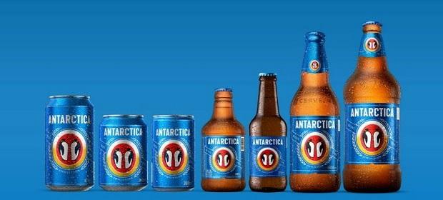 Cerveja Antarctica revigora seu tradicional Pinguim.