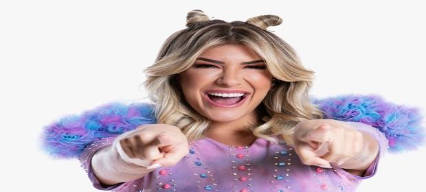 Lore Improta estreia show infantil em Salvador.