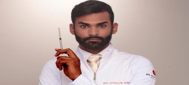 'Clínica Dr. Vinicius Said' é referência de tratamentos estéticos.