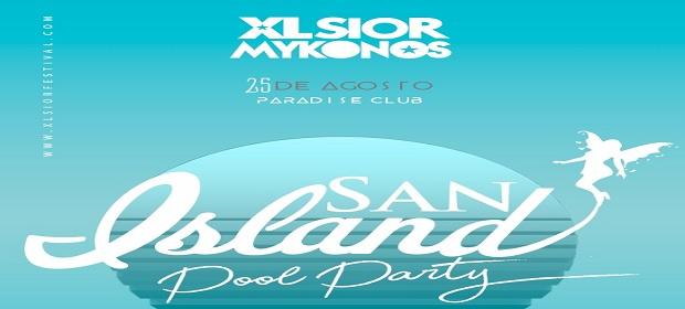 Selo do Grupo San Sebastian entra na programação da Xlsior Mykonos.
