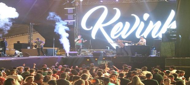 Salvador Fest: Kevinho fechou com chave de ouro.