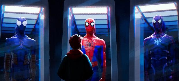 Sony Pictures abre pré-venda de 'Homem-Aranha: No Aranhaverso'.
