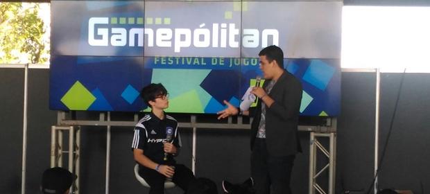 Gamepólitan Salvador
