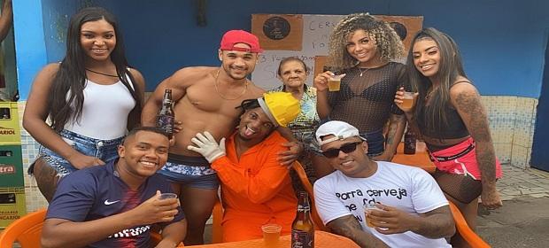 La Fúria lança clipe da música 'Cerveja me F**e'.