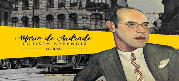 Filme sobre Mário de Andrade participa de rodada internacional.
