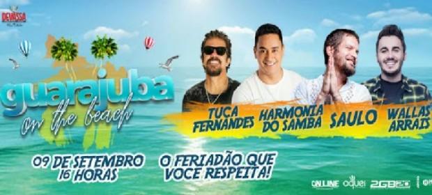 Harmonia do Samba, Saulo, Tuca Fernandes e Wallas Arrais.