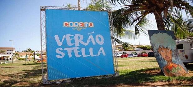 Vem 'Verão Stella'! Música, gastronomia e sustentabilidade.