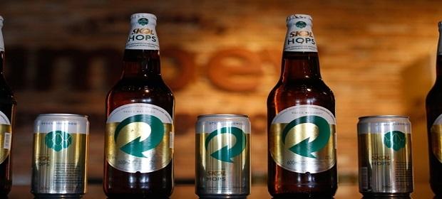 SKOL lança SKOL Hops: cerveja puro malte com lúpulos aromáticos.