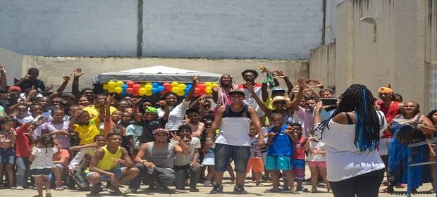 Dia das Crianças na Favela.