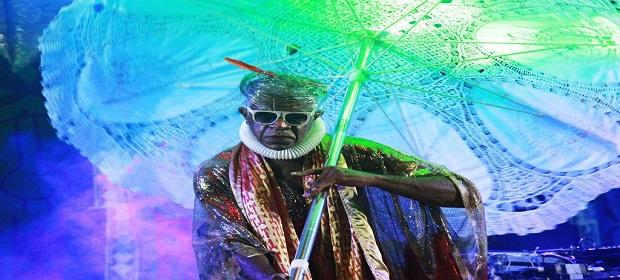 Cortejo Afro recebe Dão Black e o Baile #OPente no Ensaio.