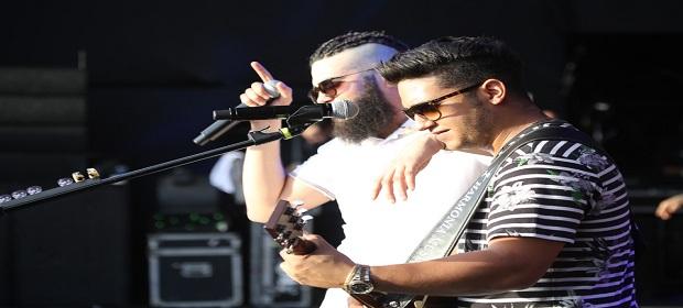 Salvador Fest: Henrique & Juliano animaram o palco.