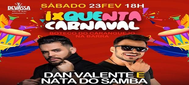 'Ixquenta Carnaval' estreia na folia Pré-Carnavalesca em Salvador.