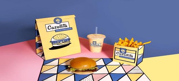 Cazollita inaugura novo conceito de hamburgueria.