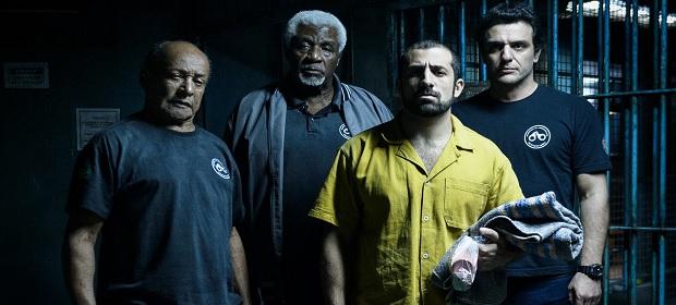 Carcereiros – O Filme traz Rodrigo Lombardi para as telonas.