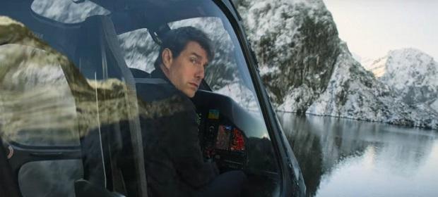 Paramount Pictures divulga novo trailer de ´Missão Impossível´.