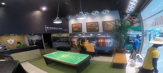 Diffe inaugura nova loja no Shopping Bela Vista.