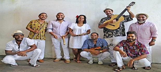 Samba! Grupo Botequim faz show no Bombar – Rio Vermelho.