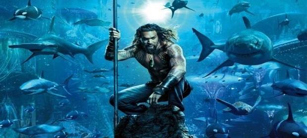 Aquaman é o rei das bilheterias mundiais.