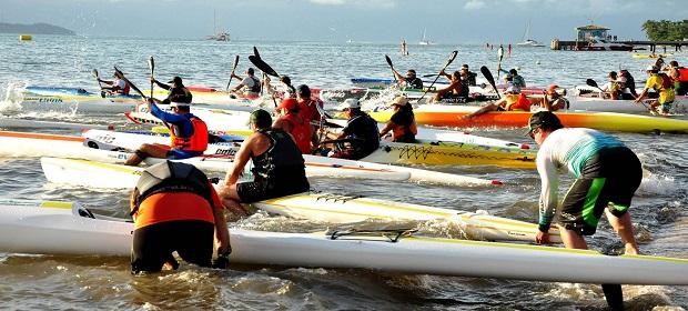 Evento de esportes aquáticos promete movimentar o turismo e a economia
