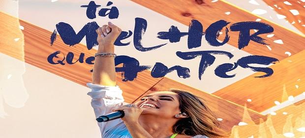 Mariana Fagundes lança primeiro single de seu novo DVD.
