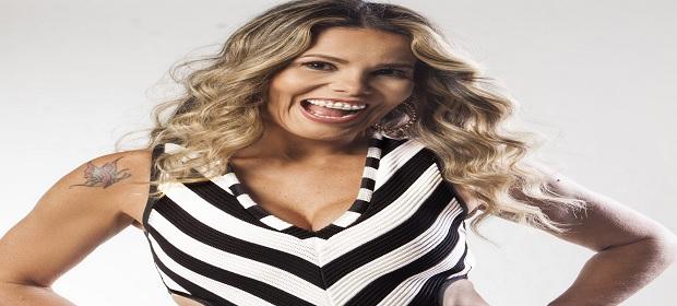 Márcia Freire promove ensaio na programação do Mirante dos Aflitos.