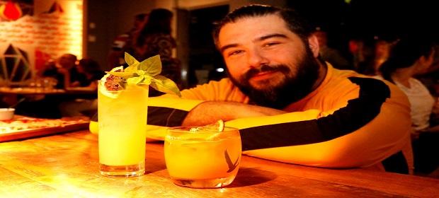 Carta de Drinks do Restaurante Carvão tem assinatura de Mixologista.