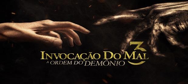 Longa de terror Invocação do Mal 3 ganha novo trailer.