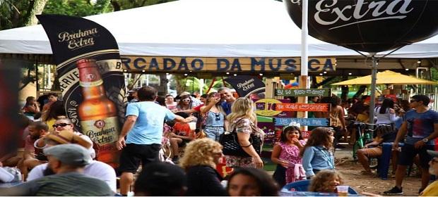 Folia pré-carnavalesca no Festival Hype.