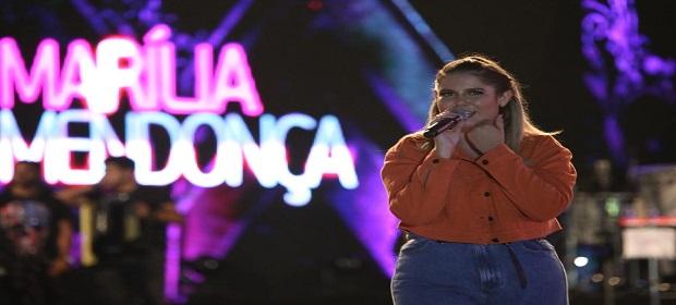Salvador Fest: Marília Mendonça fez todo mundo sofrer e dançar.