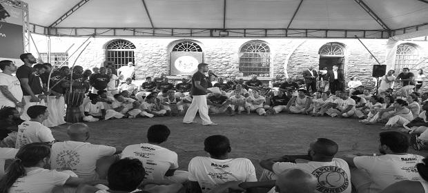7ª edição do Festival Internacional de Capoeiragem.