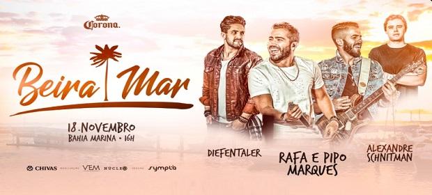 Rafa e Pipo Marques antecipam ensaios de verão com o Beira Mar.