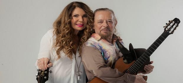 Elba Ramalho e Geraldo Azevedo.
