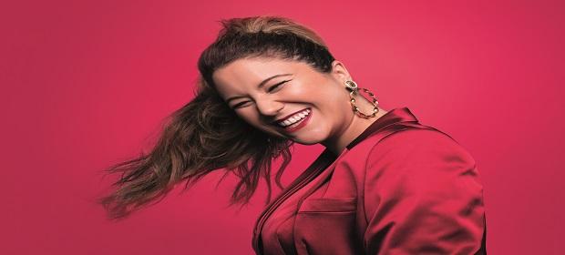 Show da cantora Maria Rita acontece em Salvador dia 22 de abril.