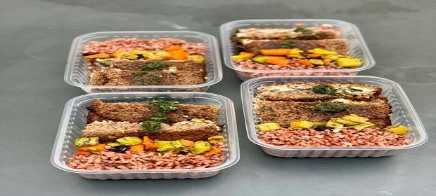 Laranja Tangerina lança cardápio fit com supervisão nutricional.