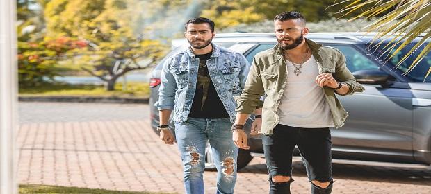Rafa e Pipo Marques se preparam para Carnatal com novo CD promocional.