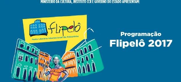 Flipelô - Evento multicultural movimenta a cidade
