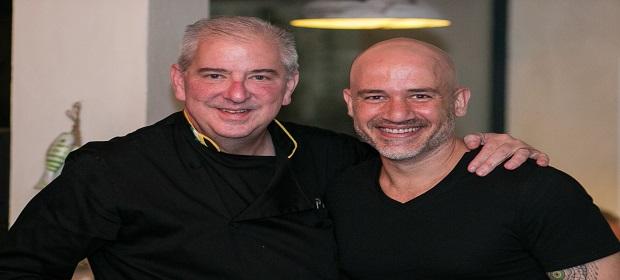 Sergio Arno volta a Salvador para jantar de 10 anos do La Pasta Gialla