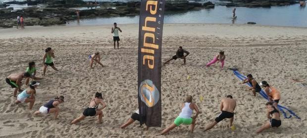 Projeto Verão na Alpha Fitness