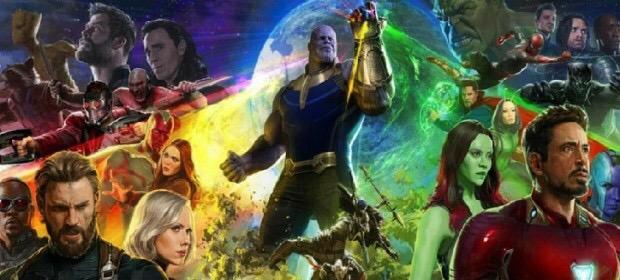 Vingadores: Guerra Infinita - Inimigo Poderoso e Muita Destruição