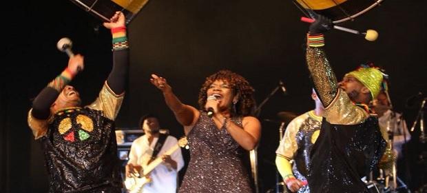 Margareth lança música de 'Segundo Sol' nas plataformas digitais.