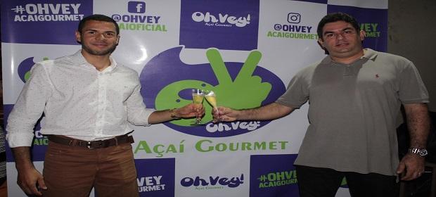 Oh, Vey! Açaí Gourmet comemora seu 1º ano de atividade com imprensa.