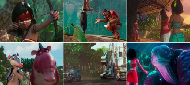 Ainbo – A Guerreira da Amazônia ganha trailer teaser.