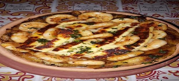 Mirante Forte Santa Maria aposta em menu com ingredientes regionais.