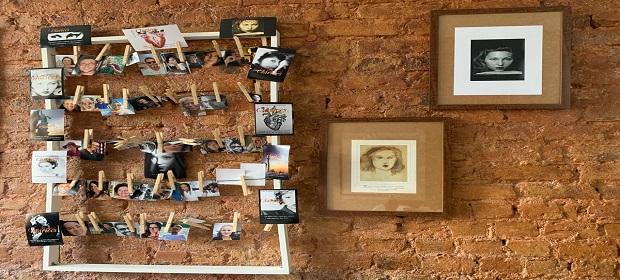 Tributo a Clarice Lispector reúne 50 obras nacionais e internacionais.