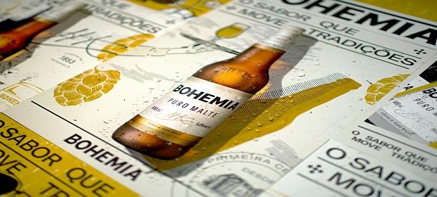 Para mover tradições, Bohemia apresenta novo conceito.