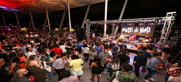 MUDEIdeNOME se firma como atração do carnaval da Arena Fonte Nova.